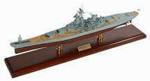 USS NEW JERSEY BATTLESHIP 1/350