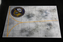 Display Base USN Blue Angels, Airfield Tarmac (small) 9x12