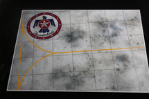 Display Base USAF Thunderbirds, Airfield Tarmac (small) 9x12