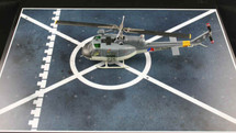 Display Base Naval Helipad (small) 9x12