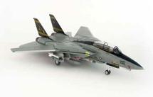 F-14B Tomcat USN VF-32 Swordsmen, AC100, CAG, USS Harry S. Truman, 2005
