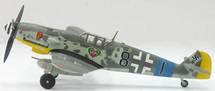BF-109G-6 Messerschmitt Luftwaffe DU 8./JG 54