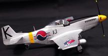 "P-51D Mustang USAAF ""1st Fighter Sqn., RoKAF"""