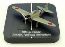Mitsubishi A6M2 Zero IJN Aircraft Carrier Hiryu, Pearl Harbor, December, 1941