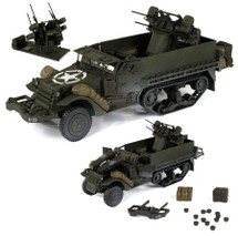 M16 Halftrack Gun Motor Carriage