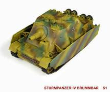 """Panzer Tank German """"Brummbar"""""""