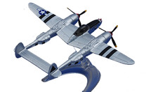 P-38 Lightning Corgi CG-CS90196