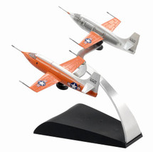X-1 USAF, #46-0062, Final Flight, May 12th 1950, 2-Piece Set