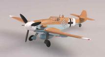 Bf 109G Luftwaffe JG 27, 1943