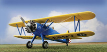 Stearman PT-17 Kaydet Basic Trainer, United States Army Air Forces