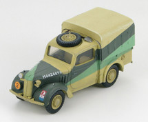 British Light Utility Car Tilly - North Africa, 1940-41