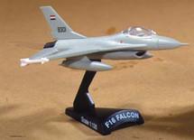 F-16 Falcon Diecast Model