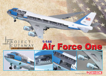 Air Force One - Boeing VC-25A (747-200B)