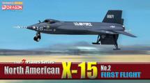 X-15A USAF, #56-6671, Scott Crossfield, Edwards AFB, CA