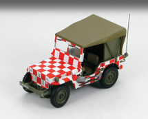 Willys MB Jeep - Follow Me, Airfield Jeep