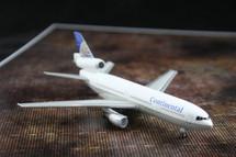 Continental Airlines DC-10-30 McDonnell-Douglas