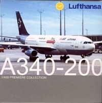 A340-200 Airbus - Lufthansa Star Alliance (Airline)