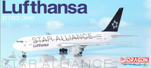 B767-300 - Lufthansa Star Alliance (Airline)