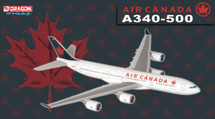 Air Canada A340-500 Airbus C-GKOM (Airline)