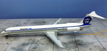 Alaska Airlines MD-80 (N933AS)