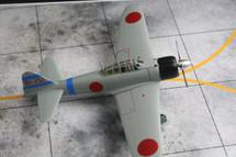 "A6M2 Zero ""Soryu"" Japanese Fighter (Japan Navy, B1-151, Soryu)"