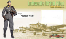 """JÌÎ_rgen Wulff"" (Flieger) - Luftwaffe Bf110 Pilot, Battle of Britain 1940"