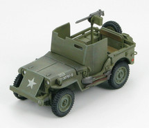 Willys MB Jeep - Europwe, 1944 (includes armor shields)