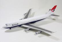 "British Airways Boeing 747-100 - ""G-AWNI"""