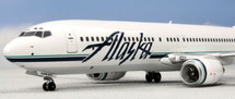 "Alaska Airlines Boeing 737-900 - ""N320AS"""