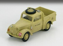 """Light Utility Car """"Tilly"""" - North Africa, WWII"""