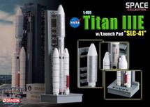 Titan IIIE Rocket NASA, w/Launch Tower