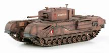 "Churchill Mk.III, 48th Royal Tank Regiment ""Sprinter IV"", England 1942"