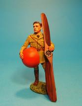 Captain Albert Ball VC DSO MC