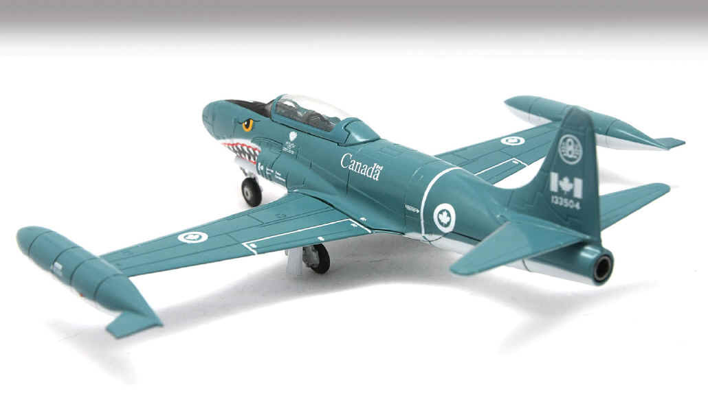 CT-133 Silver Star - Royal Canadian Air Force 1:72 Falcon Models FA