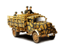 Kfz.305 Blitz Truck German Army, Eastern Front, 1943, w/4 Figures