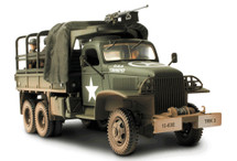 GMC 2 1/2 Ton Cargo Truck U.S. D-Day Commemorative