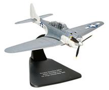 "SBD-5 Dauntless - Maj. Christensen Lee, VMS-3 ""Devilbirds"""