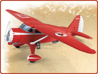 "Stinson Reliant SR-9 - Wings of Texaco #20 in the Series ""Standard Edition"""
