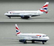 """British Airways Boeing 737-200 """"ZS-SIR"""""""