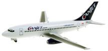"""CanJet Airlines Boeing 737-200 """"C-FBKV"""""""