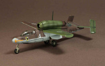 He 162 Salamander - Luftwaffe JG 1, Germany, 1945