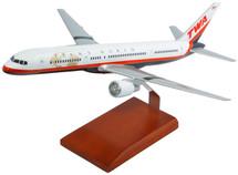 TWA 757-200 1/100 NEW LIVERY