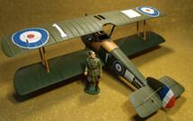 Sopwith Camel B6313, Major William Barker, No.28 Sqn, RFC, October 1917 (1pc)