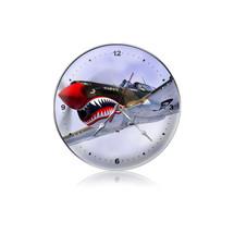 """Nose Art Clock"" Pasttime Signs"
