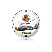 """P-47 Dogface Clock"" Pasttime Signs"