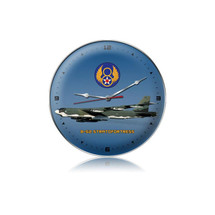 """""""B-52 Stratofortress Clock"""" Pasttime Signs"""