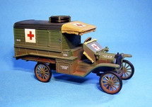 Ford T Ambulance 1918 (2pcs)