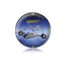 """SR-71 Blackbird Clock"" Pasttime Signs"