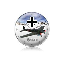 """""""Heinkel III Clock"""" Pasttime Signs"""
