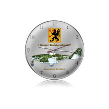 """Messerschmitt 262-A Clock"" Pasttime Signs"